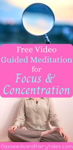 This free 10 minute guided meditation video is great for relieving stress so you can get your focus and conquer your day. This meditation is day 4 of the 7 day Meditation Challenge. Sign up for the free newsletter to get all 7 meditations sent straight to your inbox!
