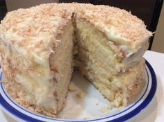 Coconut Cake Ingredients 3 cups flour all-purpose, cake flour) 2 cups sugar 4 tsp baking powder tsp salt 5 lg . Old Fashioned Coconut Cake Recipe, Homemade Coconut Cake Recipe, Coconut Cakes, Coconut Deserts, Coconut Recipes, Baking Recipes, Cake Recipes, Baking Desserts, Pudding Recipes