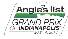 The Verizon Indycar Series Angie's List Grand Prix of Indianapolis, from Indianapolis Motor Speedway