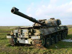 88 Old tank, Imber Range, Salisbury Plain