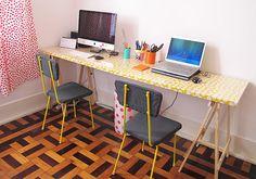 D.I.Y. Como montei meu home office sem gastar muito. - Pesquisa Google