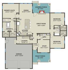 Plan Modern Prairie Pleaser – My Style Ranch House Plans, New House Plans, Dream House Plans, Small House Plans, House Floor Plans, Murphy Bed Plans, House Blueprints, Home Decor Bedroom, Interior Livingroom