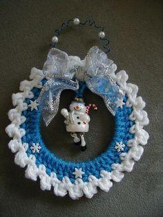Crochet christmas, Crochet christmas trees and Christmas trees on ...