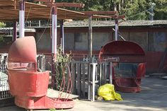 Abandoned Amusement Park by Jason Mickela, via Flickr