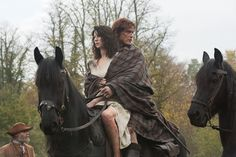 "Season 1, Episode 2: ""Castle Leoch"" 