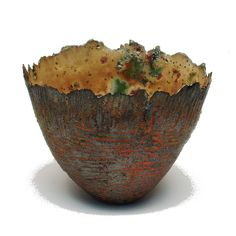pinch-pot-erupt click now for info. Ceramic Pinch Pots, Glass Ceramic, Ceramic Clay, Raku Pottery, Pottery Art, Pottery Ideas, Pottery Houses, Clay Bowl, Paper Clay