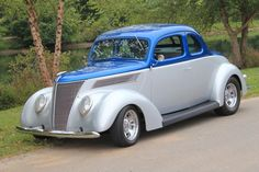 1937 Ford Custom Business Man's 8 Window Coupe - Image 1 of 25