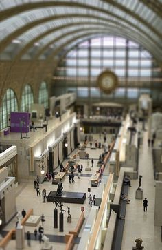 Tilt-shift Photography   Gallery   Believe it or not, these aren't miniatures