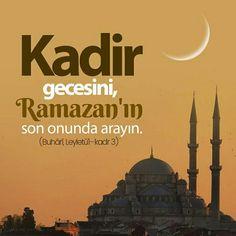 Kadir gecesi  #kadirgecesi #ramazan #oruç #iftar #sahur #islam #müslüman #ilmisuffa
