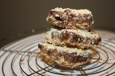 Chocolate Filled Oatmeal Bars from Food.com: Fudge-filled oatmeal goodness. Makes a lot so you have plenty to share. Great warm with ice cream on top (or even for breakfast since they have oatmeal :).