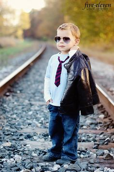 There is a grown man in the world you could pull this off as well as this little man.
