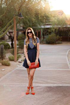 Cute dress!  #style