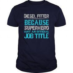 Diesel Fitter Shirt #white tshirt #hipster sweatshirt. THE BEST  => https://www.sunfrog.com/Jobs/Diesel-Fitter-Shirt-Navy-Blue-Guys.html?68278