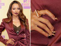Kat Graham VMA nail art