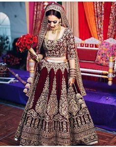 Outfit by Well-Groomed (Desi Bridal Shaadi Indian Pakistani Wedding Mehndi Walima) Indian Bridal Outfits, Indian Bridal Lehenga, Indian Bridal Wear, Pakistani Bridal Dresses, Indian Dresses, Pakistani Mehndi, Bride Indian, Bridal Hijab, Indian Clothes