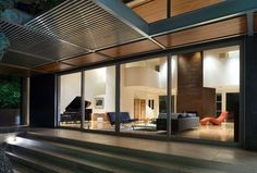 Resultado de imagen para wood exterior ceiling