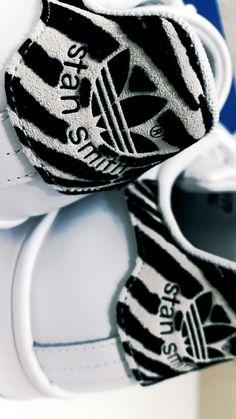 New babies - Adidas Stan Smith Zebra - Sneakers