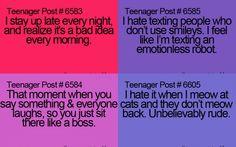 Teenager posts   Andrea Badendyck