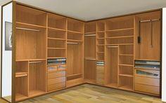 Vestidor. Gama Inside, Color Tilo Oscuro. Visite nuestras tiendas. Otros productos: armarios empotrados, armarios a medida, puertas correderas, puertas plegables, puertas abatibles, mueble a medida y mueble de oficina.