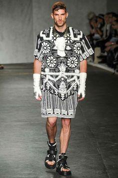KTZ   Spring 2015 Menswear Collection  