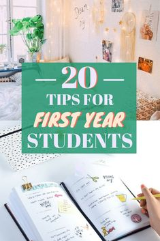 20 Tips For First Year Students - UK Some tips for UNI for First Year Students! Heading off to uni for the first time is exciting and nerve-wracking. To make the transition easier, here are some tips for first year students! University Checklist, University Tips, Going To University, College Checklist, University Essentials, College Survival Guide, Survival Tips, College Freshman Tips, College Life Hacks