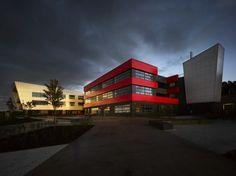 Blackburn Central High School - Haslington Road, Manchester, UK / Nicholas Hare Architects