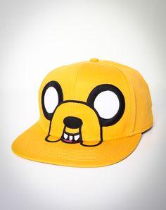 Adventure Time Jake Flatbill