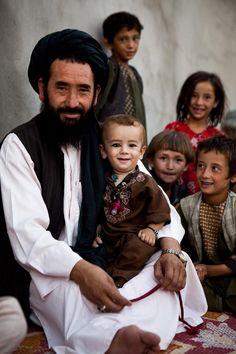 Beautiful Afghan people.
