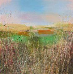 March Sky, Cold And Bright  (sold), Sandy Dooley