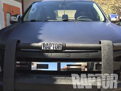 Plastic Coating, Ford Ranger, Offroad, 4x4, Off Road