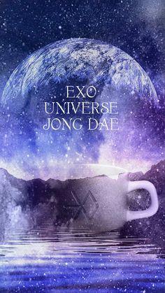 Exo Universe Wallpaper: Jong In Suho Exo, Park Chanyeol, Lay Exo, Exo Lockscreen, Kpop, Yixing, Amazing Art, Universe, Fan Art