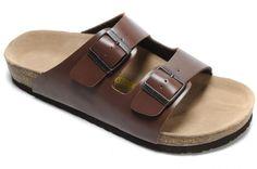 Men's Birkenstock Arizona Sandals Brown/more than half off
