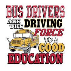 School Bus Driver Tee Shirt