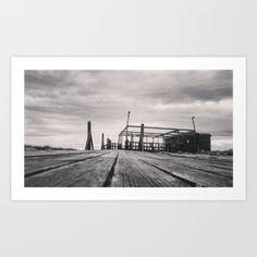 alone+Art+Print+by+Steffen+Glaeser+-+$20.00