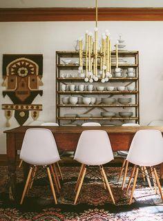 Inside a Century-Old, Contemporary Colonial | Design*Sponge