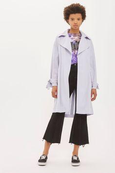Tencel Duster Coat