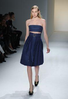 Fashion Week New York 2013, Calvin Klein (Foto: dpa). #newyork #fashionweek #calvinklein www.noz.de/69611107/