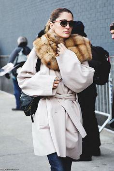 New_York_Fashion_Week-Street_Style-Fall_Winter-2015-Sofía_Sanchez- by collagevintageblog, via Flickr