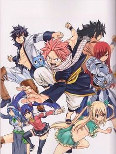 Image de fairy tail, anime, and gray