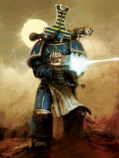 chaos plasma space_marines thousand_sons