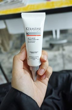 Kérastase Scalp Treatment + Tansan Sparkling Scalp Wash @Number 76 Style…
