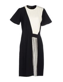 CEDRIC CHARLIER - Robe aux genoux
