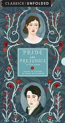Pride and Prejudice Unfolded cover image