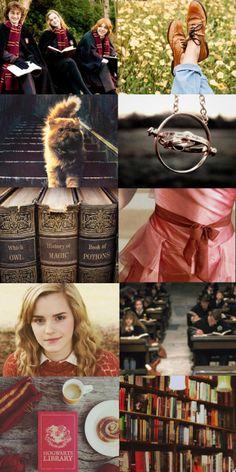 Hermione Granger at Hogwarts