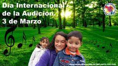 Día mundial de la audición  3 de marzo de 2016 Alrededor de 360 millones de personas (el 5% de la población mundial) presentan pérdidas de audición que se considera una discapacidad; cerca de 32 millones son niños. Para los niños, la audición es esencial para aprender a hablar, tener buenos resultados escolares y participar en la vida social, de ahí que la pérdida de audición suponga un obstáculo para la educación y la integración social. #RedICMex #WorldHearingDay