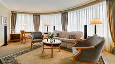 Przestronny Apartament Club Executive z dostępem do Sheraton Club