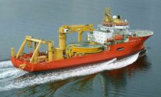 Norwegian offshore shipping specialist Solstad has signed a frame agreement with Saipem for the use of its construction support vessel Normand Cutter. Boat, Exercises, Ships, Industrial, Tech, Fire, Ship, Normandie, Dinghy