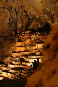 Inside Skocjan Caves