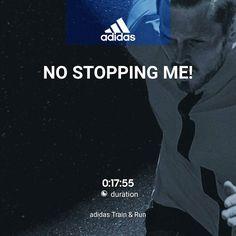 2.5km distance run clocked by @adidas #micoach