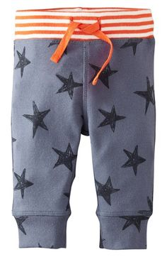 Mini Boden 'Essential' Jersey Pants (Baby Boys) available at #Nordstrom